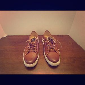Sperry Gold Cup Sport Leather Sneaker size 9